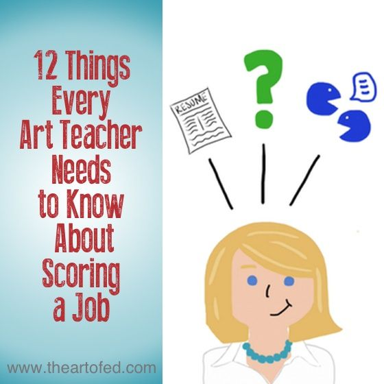 485 best Art Teacher, I am images on Pinterest Art classroom - art teacher resume
