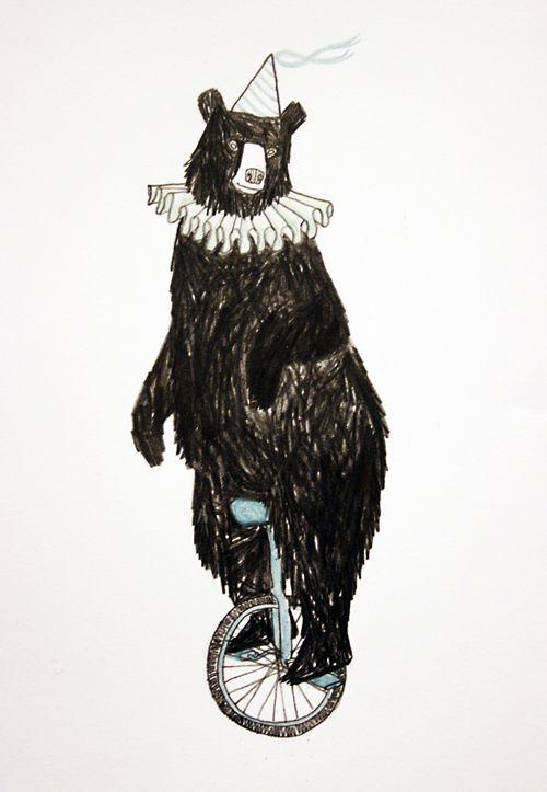Dancing bear women-8260