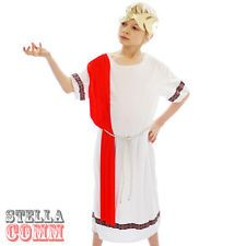 how to make a toga for a boy