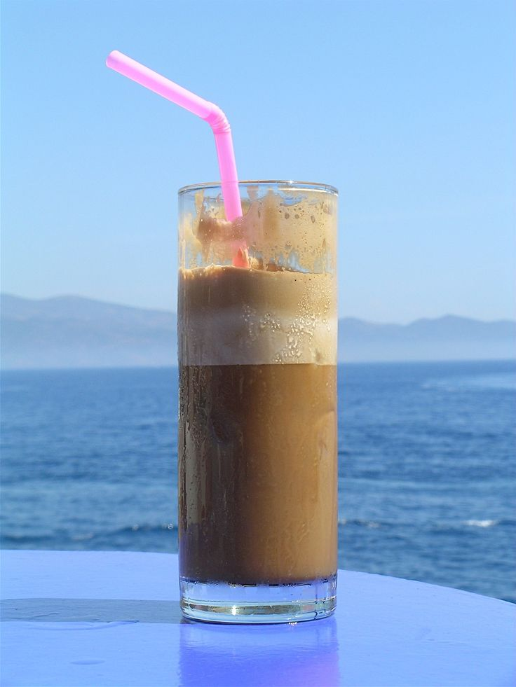 Frappe - Nothing like a Greek style Frappe!