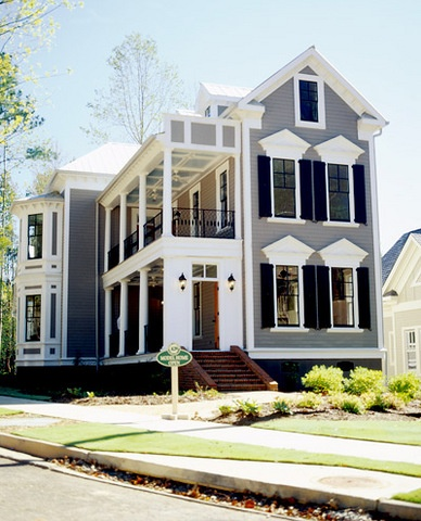 63 best traditional neighborhood design images on - Traditional neighborhood design house plans ...