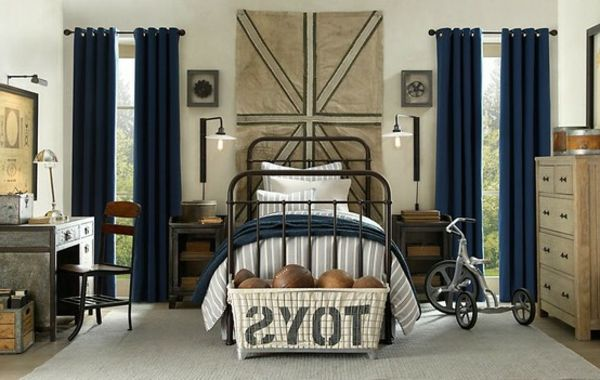 31 id es d co chambre gar on design chic for Idee chambre garcon