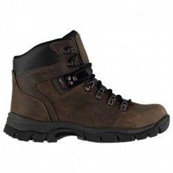 Karrimor Blencathra Walking Boots Mens, Brown