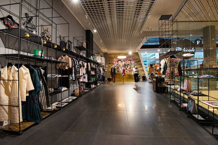 You can officially shop #Raquette products in the most prestigious #Romanian designers' #concept #store – Molecule F