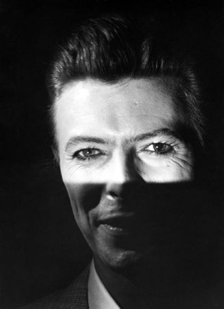David Bowie by Ron Galella