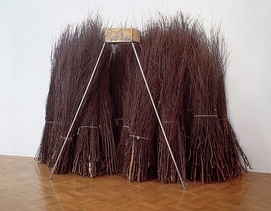Mario Merz - Lingotto - 1968