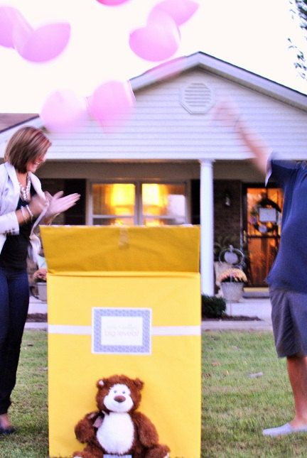 21 Best Gender Reveal Party Images On Pinterest