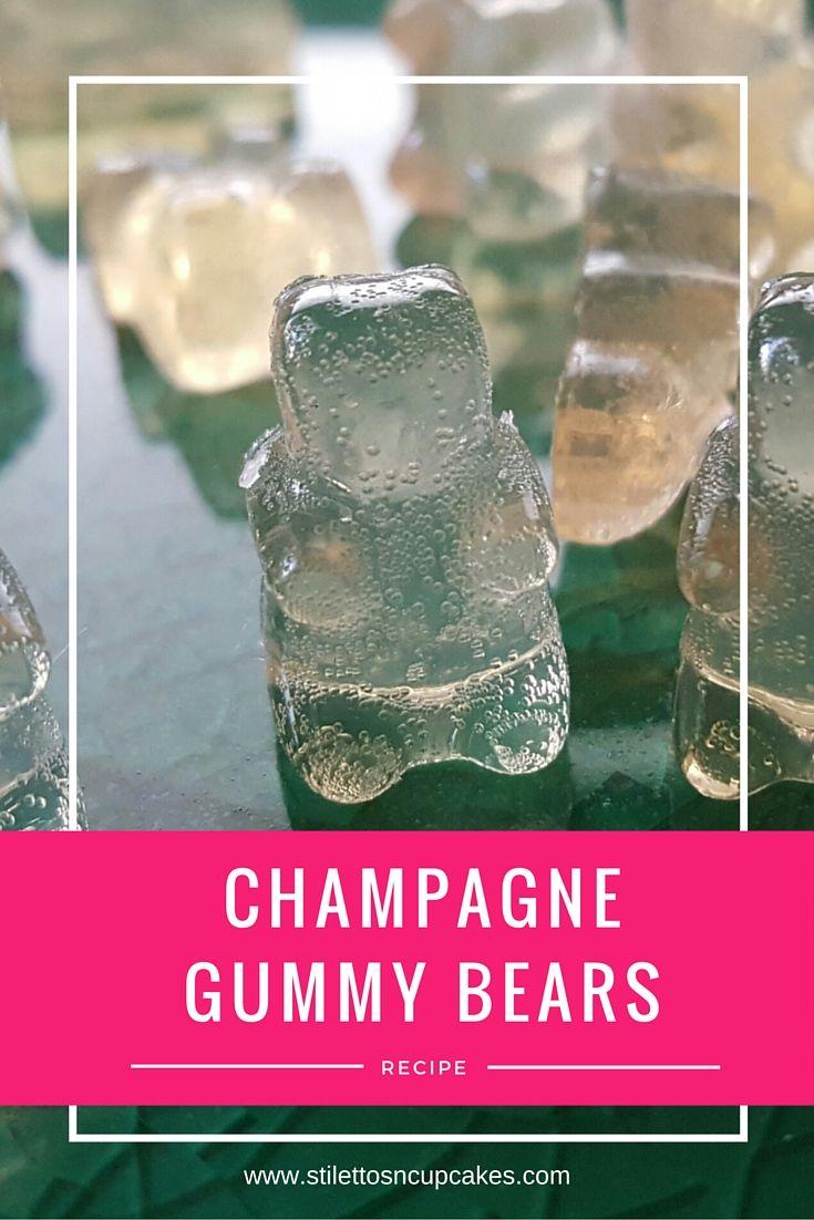 Homemade gummy bears                                                       …