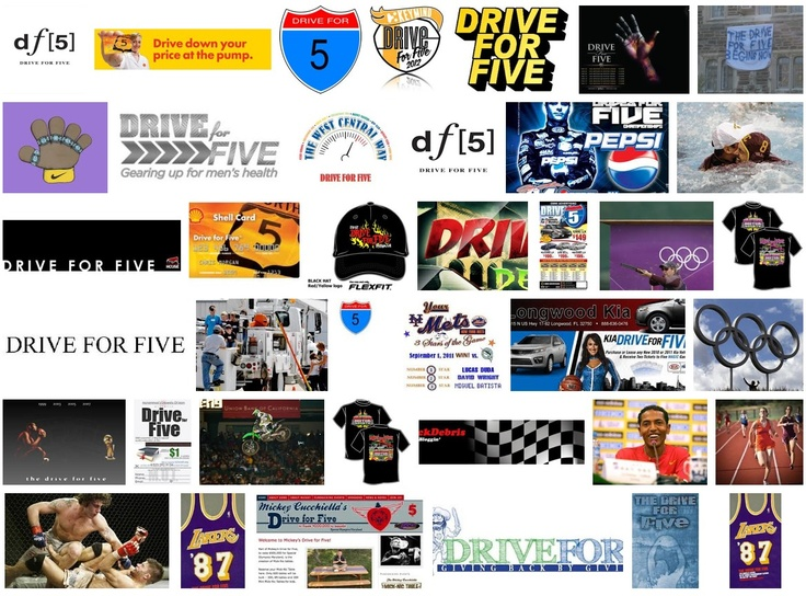 """Shell, Pepsi, New York Islanders, and Nike have all used the """"Drive for Five"""" mark. I'm not a trademark lawyer, but Shell may contest AbbVie's registration of the """"Drive for Five"""" trademark. Shell registered this mark in August, 2011, whereas Abbott Labs registered it in April 2012."""