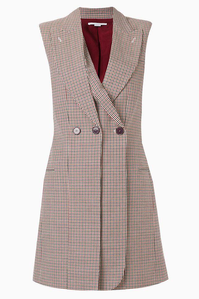 Stella McCartney, 76234 рубля, farfetch.com, 10 костюмных жилеток, как на показе Chloé