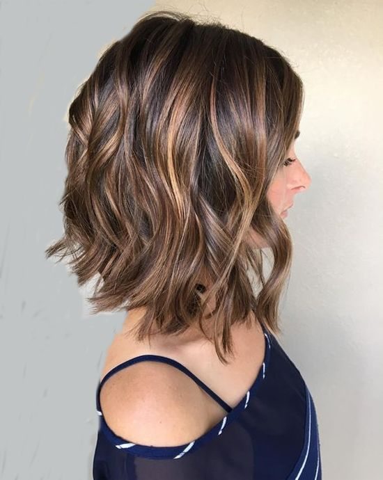 15 Cute and Easy Hairstyles For Medium-Length Hair