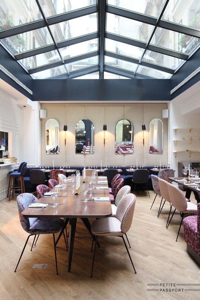 Hotelbachaumontparis5 restaurant interiorsrestaurant bar designhotel