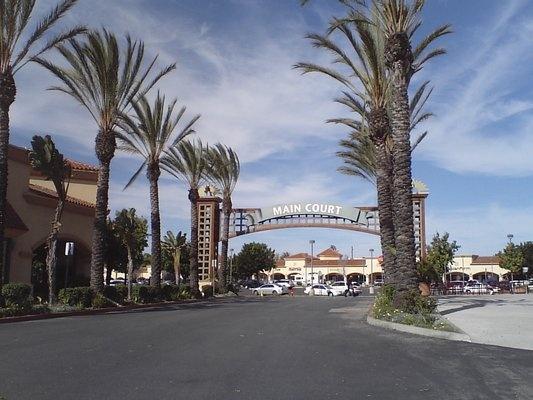 Camarillo Outlets.