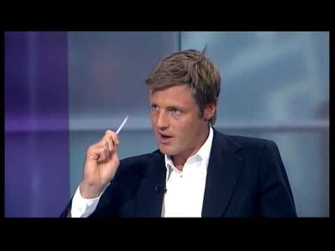 Zac Goldsmith makes an arse of himself about election expenses (C4 News, 16.07.10) - YouTube
