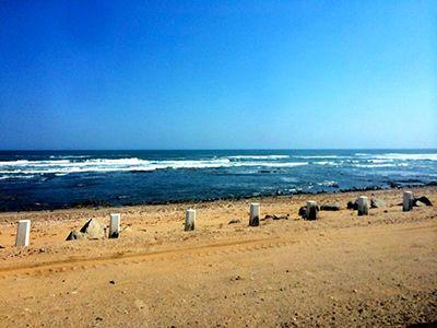 Oceano Atlantico_ Namibia