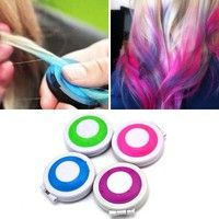 100% brand new and high quality Color: Pink, blue, purple and green Product Size: 5.3 * 2.3CM