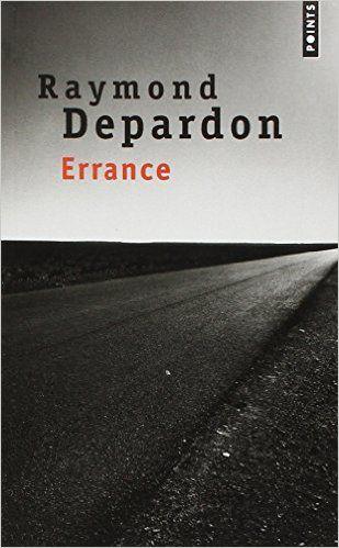 Amazon.fr - Errance - Raymond Depardon - Livres