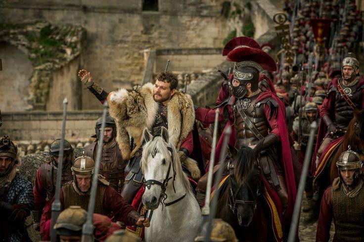 Pilou Asbaek as Pontius Pilate in Ben-Hur (2016)