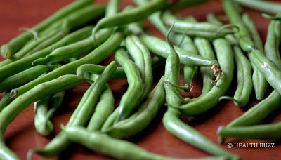 Benefits of Green Beans – Nutrition Facts & Information ~ Health Buzz