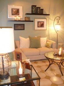 classic living room wall decor