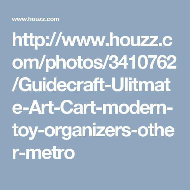 http://www.houzz.com/photos/3410762/Guidecraft-Ulitmate-Art-Cart-modern-toy-organizers-other-metro