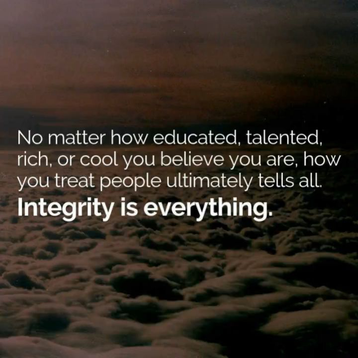 Why Integrity Is So Important In Life (+ How To Show Yours)