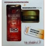 Heliocare Gel SPF90 + Regalo Endocare Gelcream