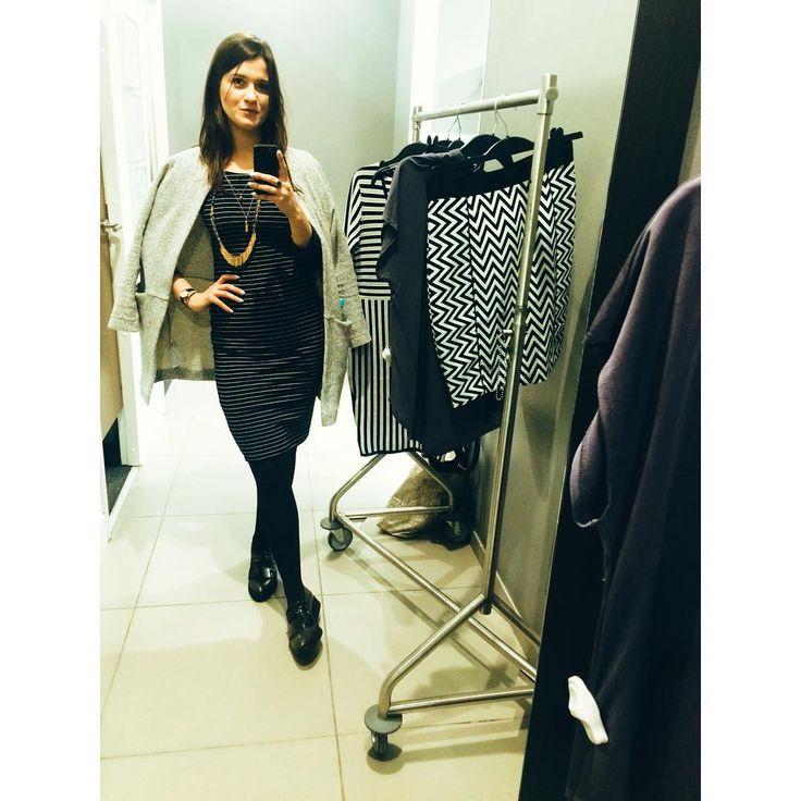 Polish Fashion Stylist, Karolina Wieczorek, spotted wearing ZURBANO Swing loafers