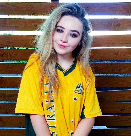 I love Sabrina Carpenter! ❤️