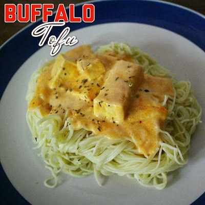 EmilyCanBake: Buffalo Tofu www.emilycanbake.com