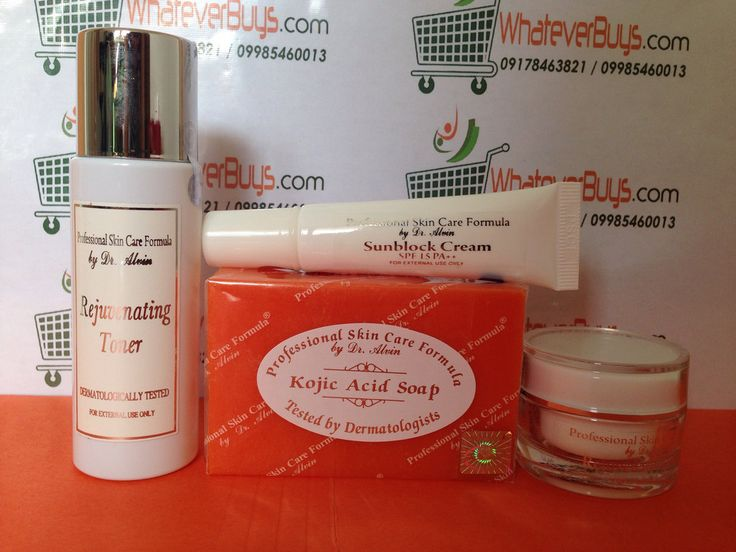Rejuvenating Set (Professional Skin Care Formula by Dr. Alvin)  available on WhateverBuys.com - FREE SHIPPING NATIONWIDE