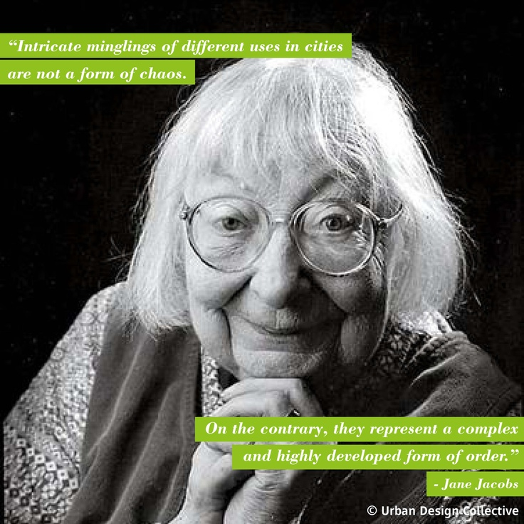 Jane Jacobs quote 03 | UDC postcards