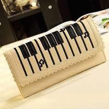 piano handbag