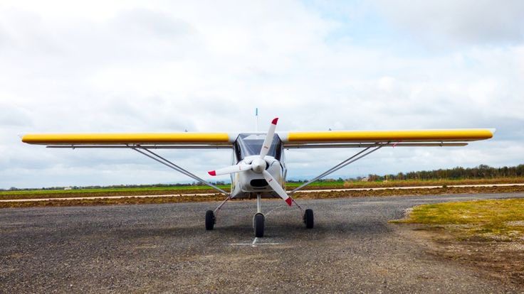 aviação, LandAfrica