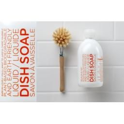 Dish Soap, Grapefruit & Bergamot, 475ml : P'LOVERS