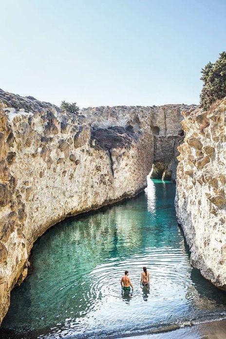 Milos Greece