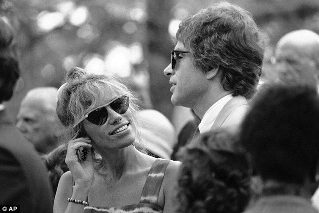 He's so vain! Carly Simon finally confirmed Warren Beatty is one of the subjects of her famous song on Wednesday (pictured July 1984)