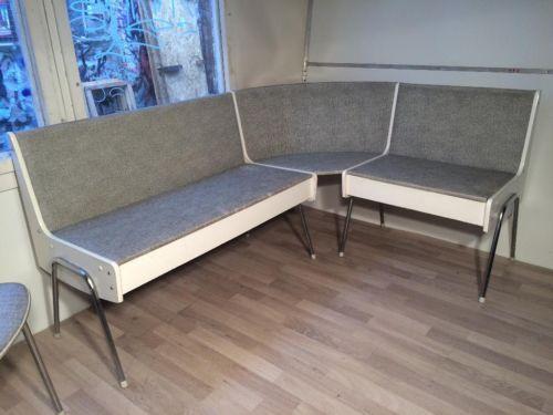 RETRO!! Schöne Eckbank Bank Sessel 50 Jahre in Berlin - Friedrichshain   Stühle gebraucht kaufen   eBay Kleinanzeigen