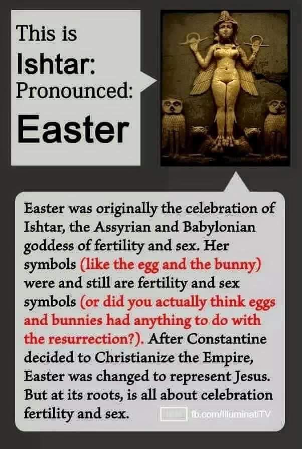 Ishtar (Easter)