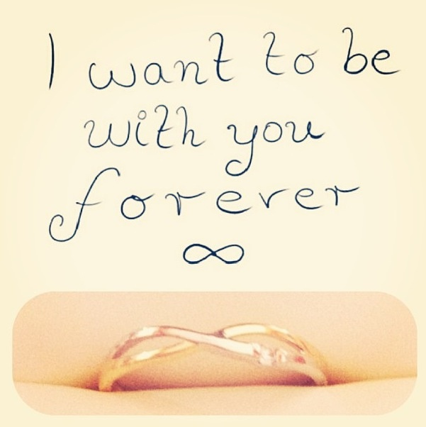 Infinity Love Quotes: #love #quotes #forever #always #infinity #him #i #miss