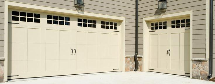 Pin By Sprint Garage Doors On Garage Door Repair Garage Exterior Garage Door Maintenance Garage Door Repair Service