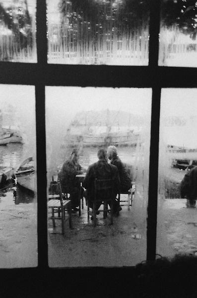 Ara Güler - Istanbul 1982. S)