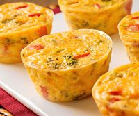 Mini Quiches - I've made these and I love them. So does my 2 and a half year old daughter :)
