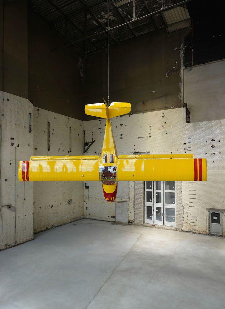Roman Signer at new art space in Berlin | iGNANT.de