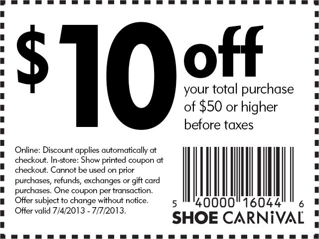 photo about Shoe Station Printable Coupon called Bargains Off (dealsoff) upon Pinterest