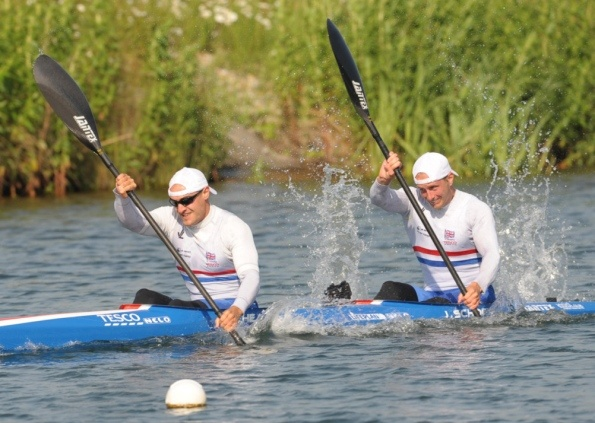 London 2012 bronze medallist Jon Schofield is paddling towards August's World Championships in Duisburg, Germany, after claiming silver at the latest World Cup regatta.