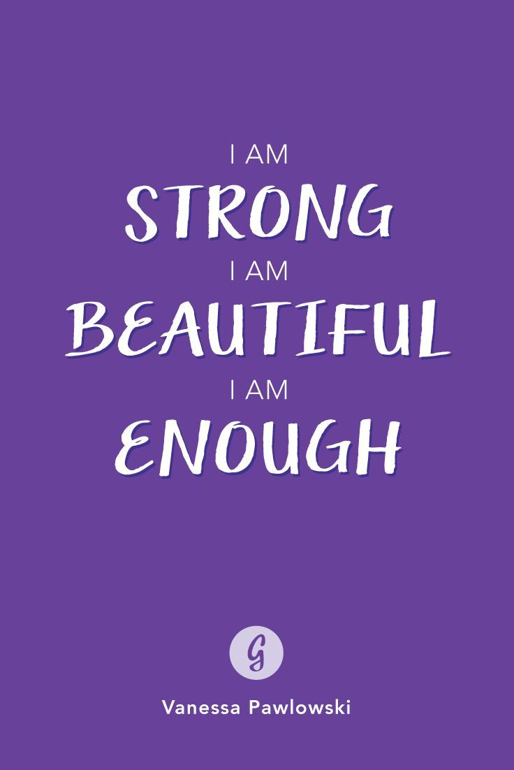 35 BodyPositive Mantras to Say in Your Mirror Every