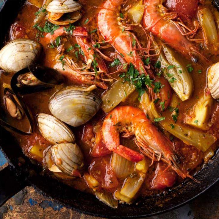 yotam ottelenghi's seafood fennel soup