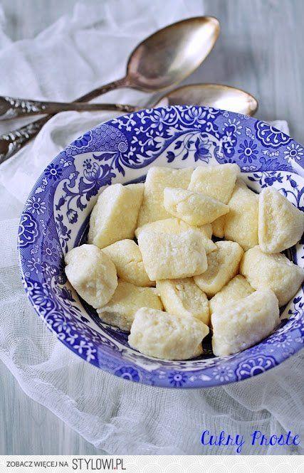 Leniwe idealne Składniki (na 1 porcję): 200 g twarogu… na Stylowi.pl