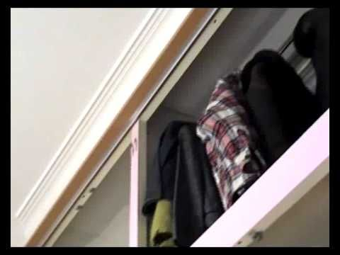 VIALEX.GR - Ανακαίνιση Παλιάς Ντουλάπας - Αλλαγή Πρόσοψης - YouTube